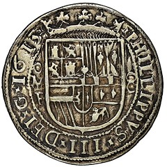 Mexico City cob 8 reales Royal obverse