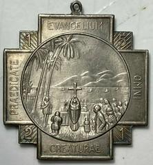 H-284b 1937 Eucharistic Silver R
