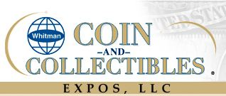 Whitman Coin Expo logo