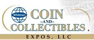 Whitman Coin Expo logo