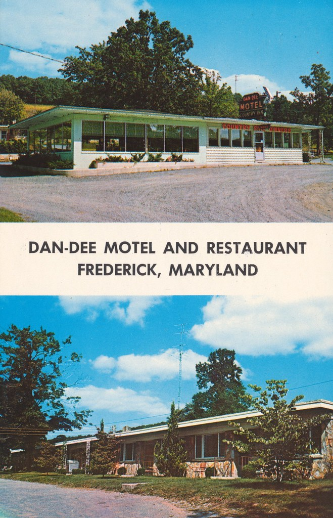 Dan-Dee Motel and Restaurant - Frederick, Maryland