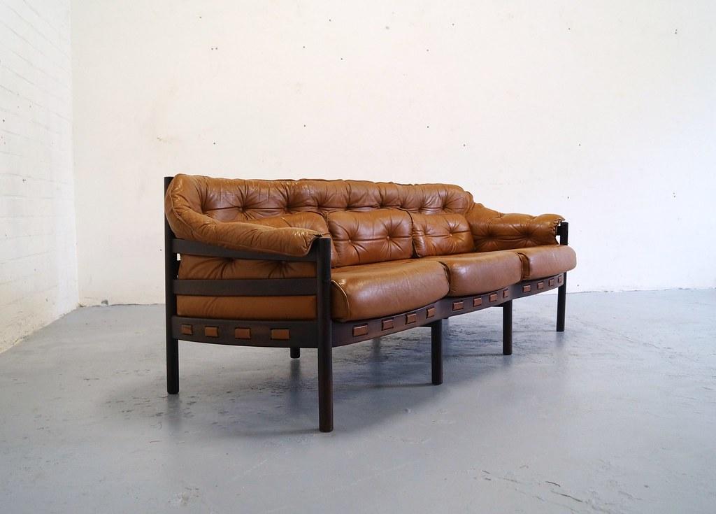 Vintage arne norell bank sofa jaren 50 60 bankstel deens du2026 flickr