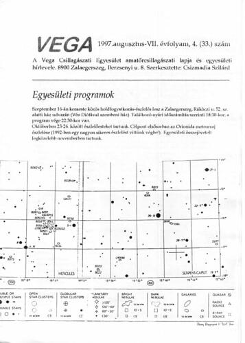 VCSE - VEGA 33
