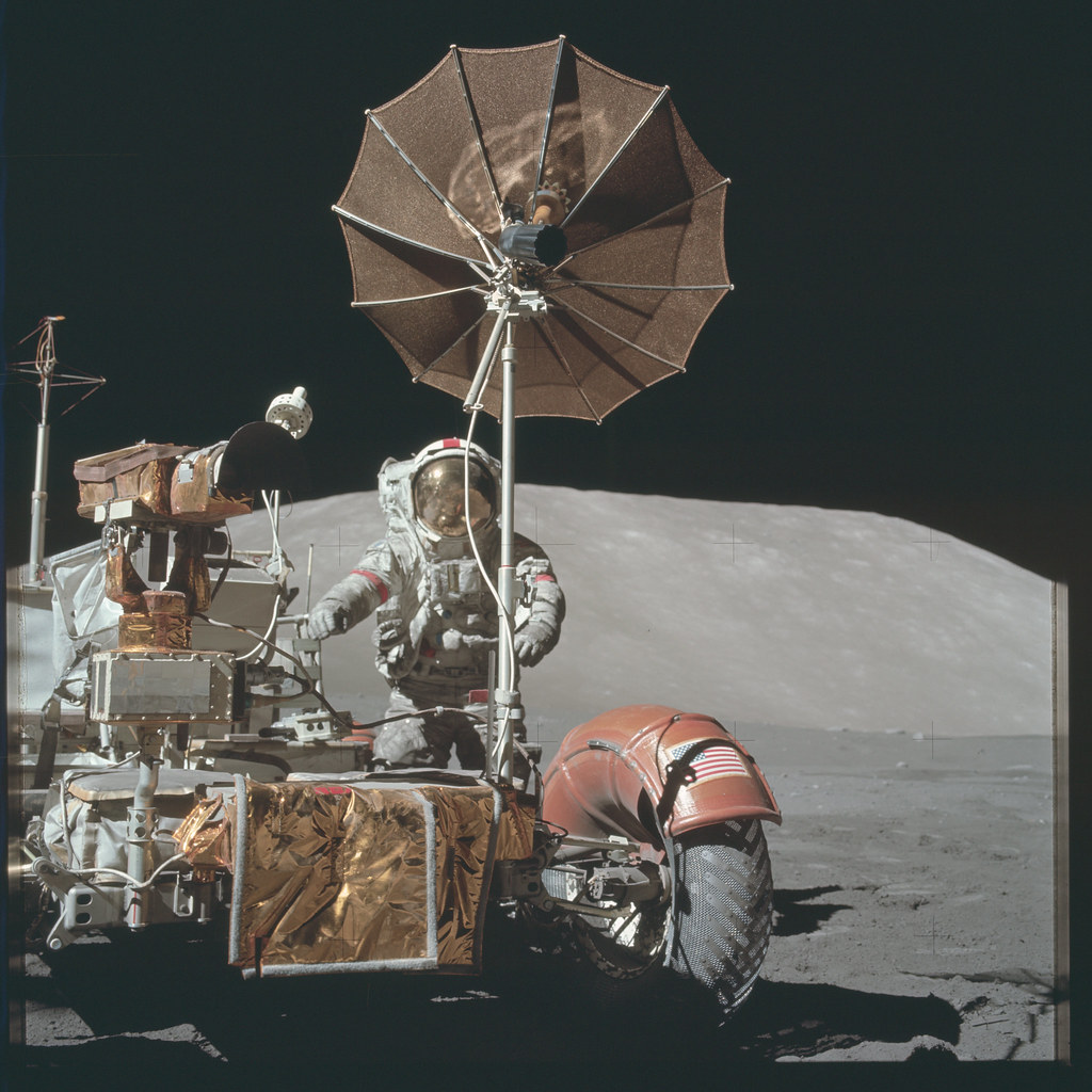 As17 134 20475 apollo 17 hasselblad image from film for 3d film archive