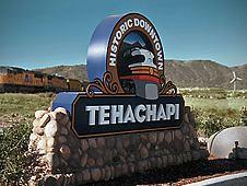 Tehachapi Monument