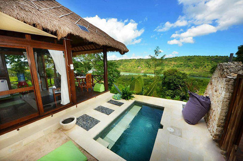 12 Vila Romantis di Bali dengan private pool di bawah Rp ...