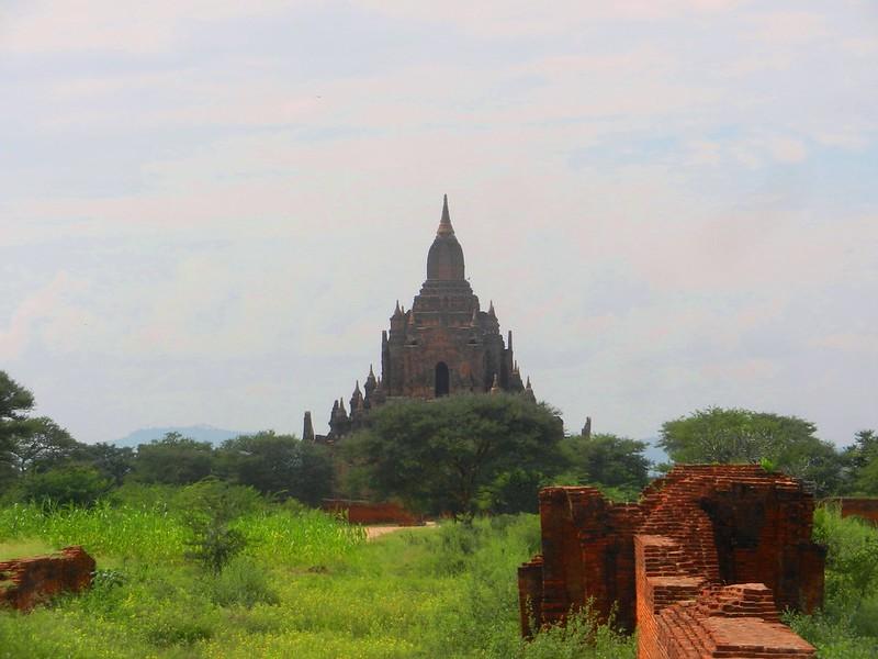 Храмы Багана, Бирма