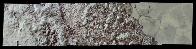 VCSE - Mai kép - Szputnyik síkság - NASA