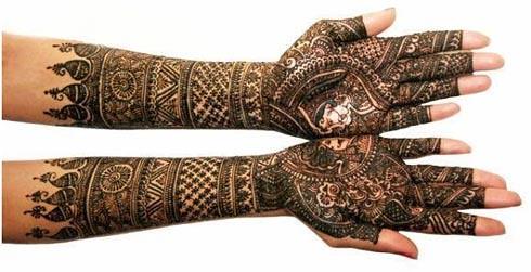 Mehndi Traditional Designs : Traditional mehndi designs book henna has becou flickr