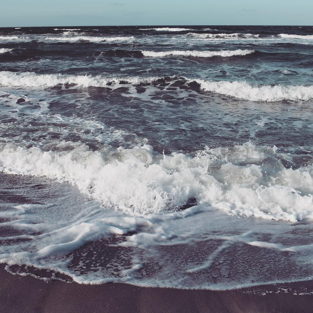 Für ein paar Stunden am Meer