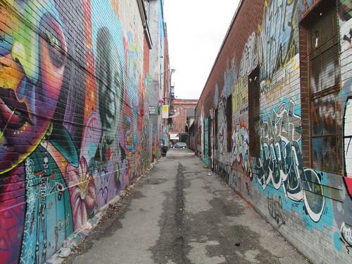 Graffiti Alley, Toronto (10)
