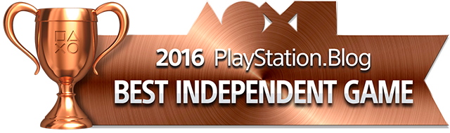 Best Independent Game - Bronze
