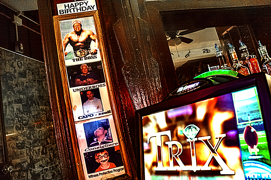 Happy Birthday Bar on 1-18-17--Passyunk Square