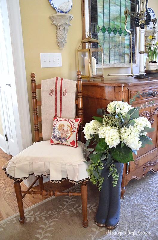 Winter Foyer-Boots Vase-Housepitality Designs