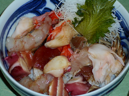 【男の料理】海鮮丼