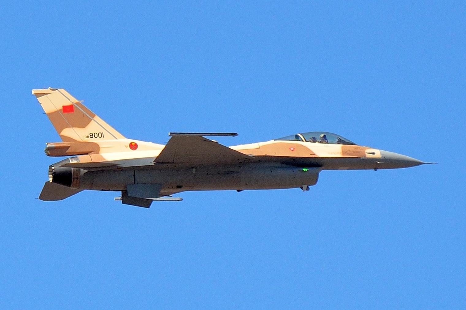 Moroccan F-16 Atlas Falcon / RMAF F16 block 52+ - Page 31 32430154361_0e7be430b1_o