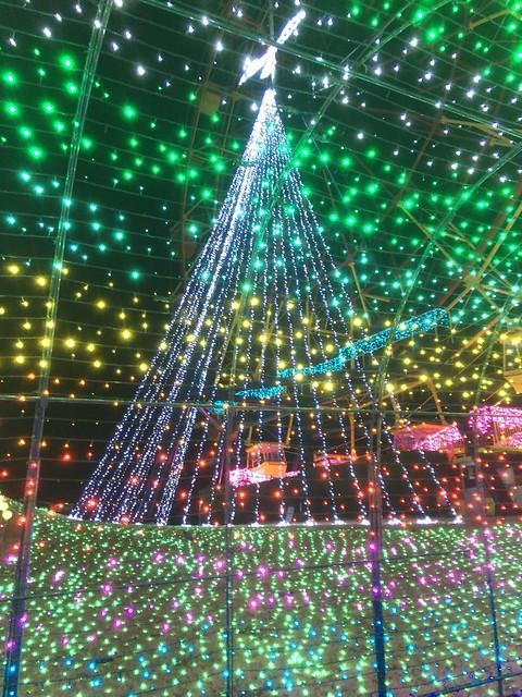 Tokyo Doitsu mura winter illumination 2016-2017 07