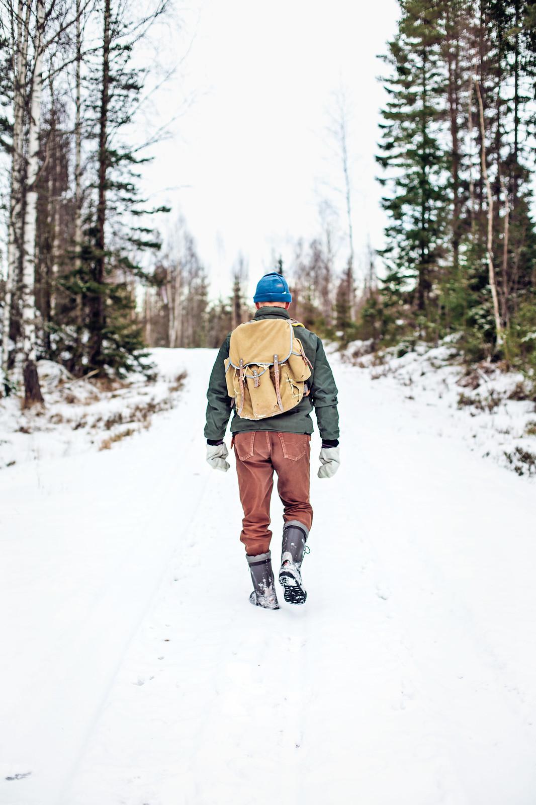 Skogsutflykt - Evelinas Ekologiska