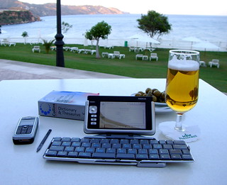Blogging tools, at Nerja Parador... | by Ben30
