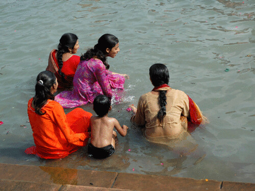 Haridwar girls