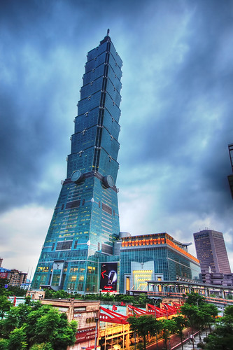 Taipei 101 (HDR) | by Prince Turtle