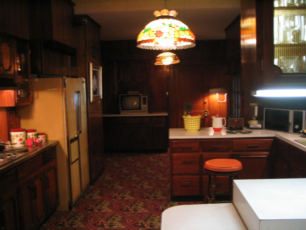 graceland 70s kitchen lillian flickr