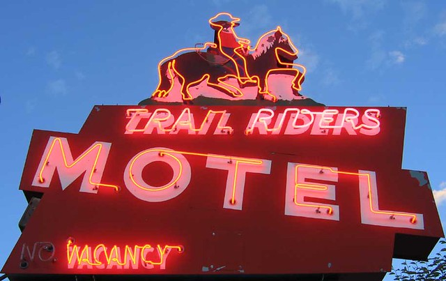 Trail Riders Motel Granby Co