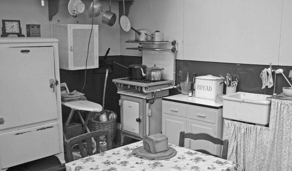 1941 - The Kitchen | Bob Henry Photography | Flickr