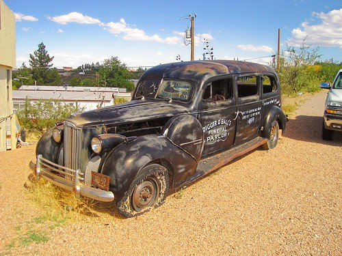 Boothill hearse | by jillnjer
