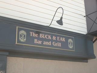 The Buck & Ear | by elmada