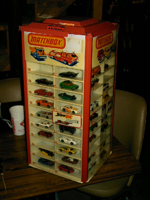 My Old Matchbox Car Display Case Nathan Sink Flickr