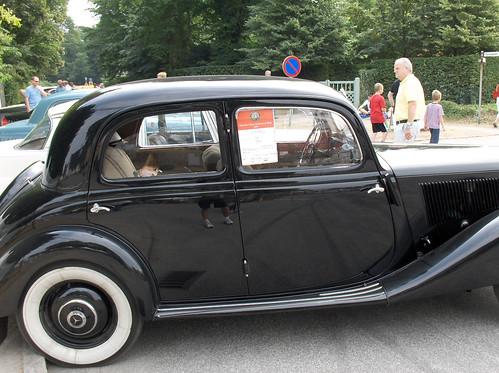 Mercedes benz 170 va 1951 evercool flickr for Mercedes benz arlington va