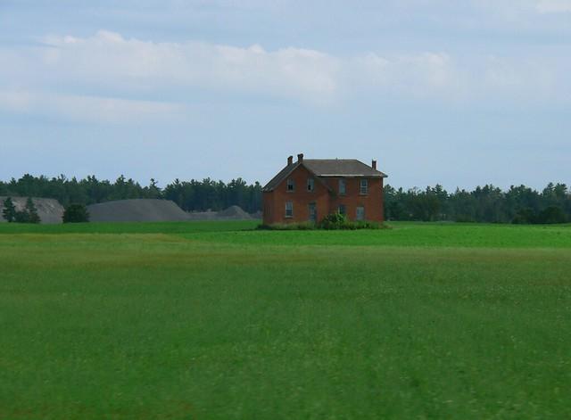 Maison abandonn e dans la vall e de l 39 outaouais explore - La place dans la maison ...