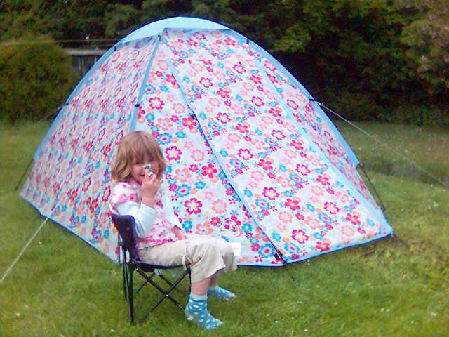 ... Elizau0027s Cath Kidston tent | by wjgengland & Elizau0027s Cath Kidston tent | Will | Flickr
