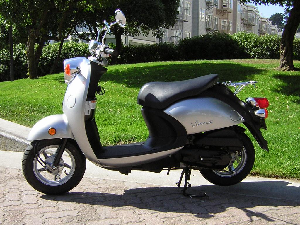 2006 yamaha vino scooter flickr for Yamaha vino 2006