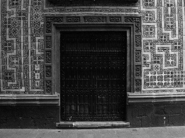 House of tiles mexico city house of tiles in the for House of tiles mexico city