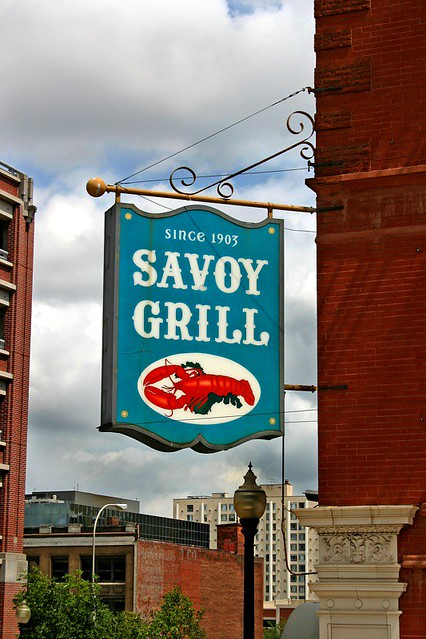 Savoy Kansas City Haunted