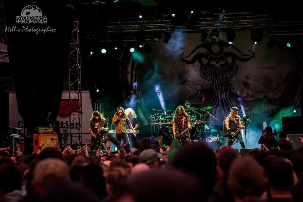 Finntroll @Motocultor Festival 2015, Saint-Nolff 14/08/2015