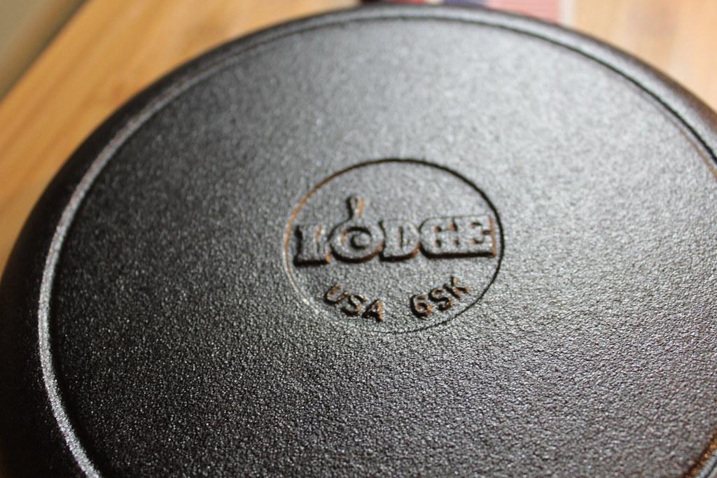 ロッジーLODGE L6SK3ロジックスキレット9インチ
