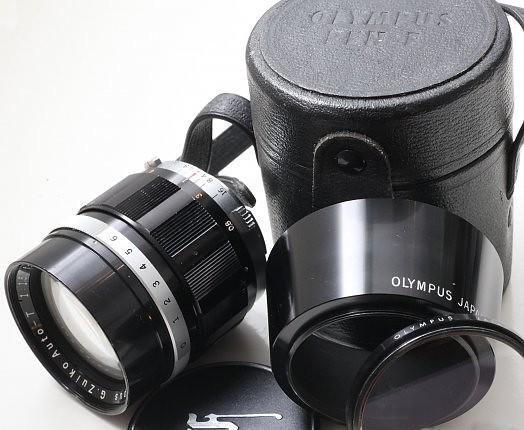 二手鏡頭 香港 . . . Olympus PEN-F 60mm f1.5 G.Zuiko Auto T F1.5 利到你唔信   色彩濃郁油潤   數量少唔常見