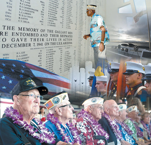 Pearl Harbor Day Honors Fallen Heroes