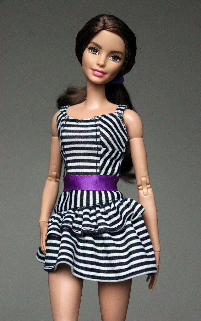 Made To Move Barbie Teresa All Fashionista Clothes Fit