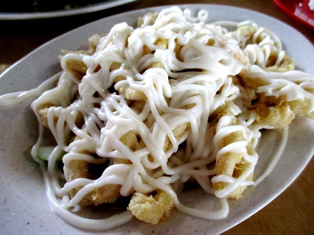 Mei Le Salad sotong