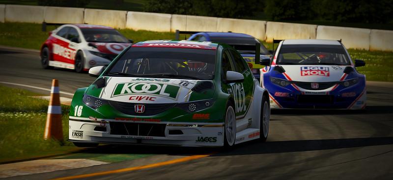 VTCC Spec Series 10 - #5 Zengo Motorsports Honda Civic WTCC 31182065840_eb4052cfe8_c