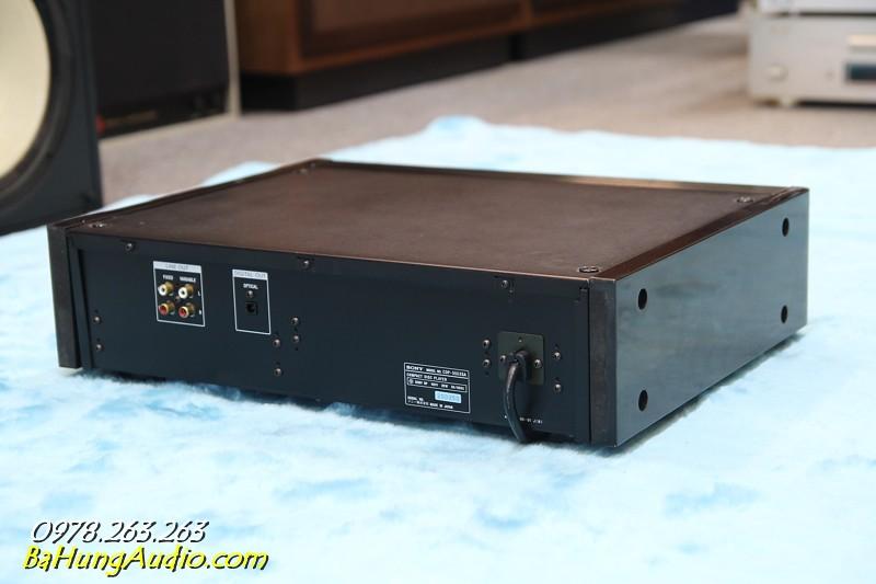 Đầu CD Sony CDP 555ESA Black đẹp xuất sắc