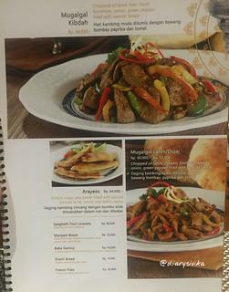 menu larazeta surabaya 21