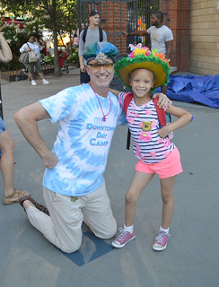 CAMP - Crazy Hat Day