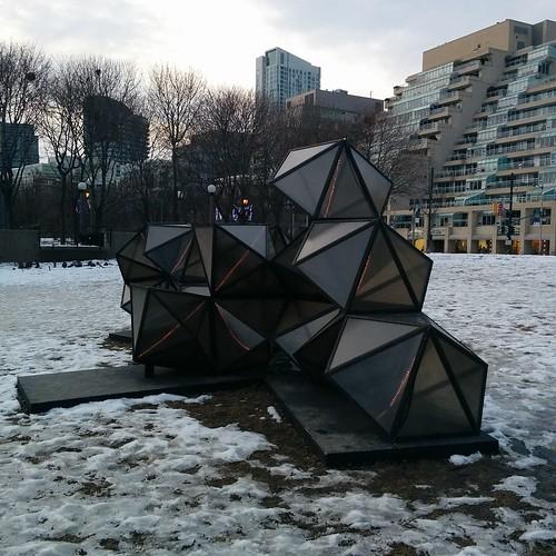 Winter Diamonds, by Platant