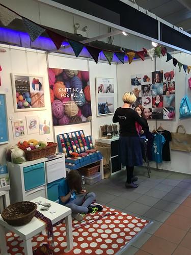Edinburgh Yarn Festival 2017 - read all about my time on my blog evinok.com