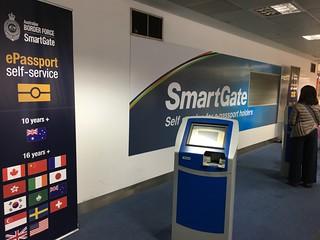 SmartGate@Melbourne